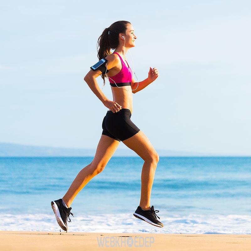 Kết hợp luyện tập thể dục nhẹ nhàng cho sức khỏe dẻo dai