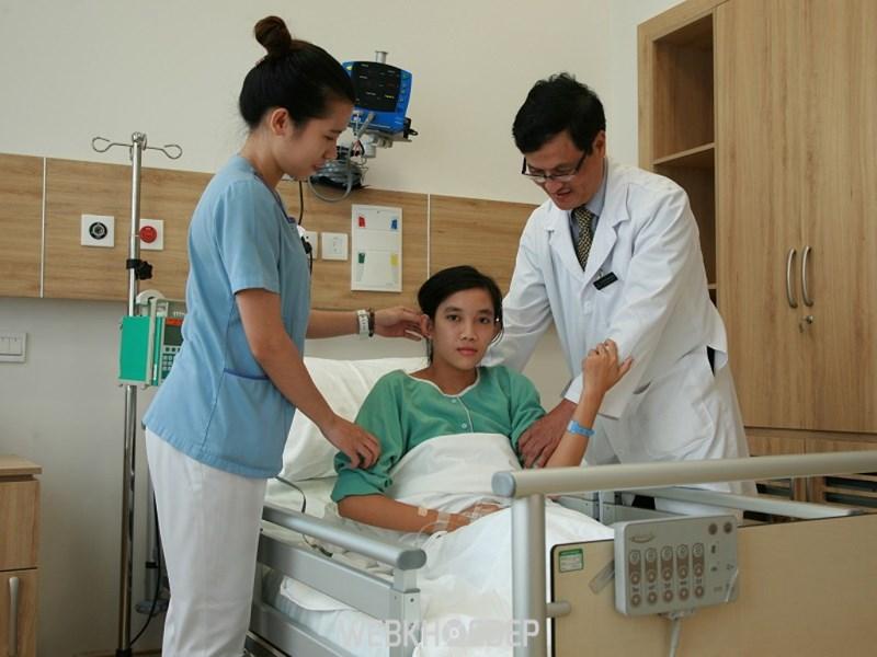Dịch vụ khám tim mạch ở Vinmec ngày càng hiện đại