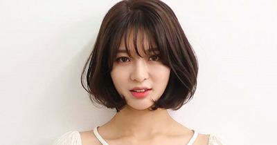 11 kiểu tóc lửng ngang vai Hàn Quốc đẹp đúng chuẩn hiện đại