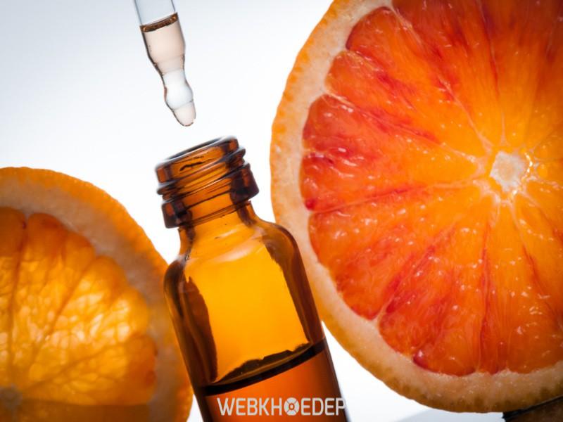 Tinh dầu cam ngọt từ thiên nhiên