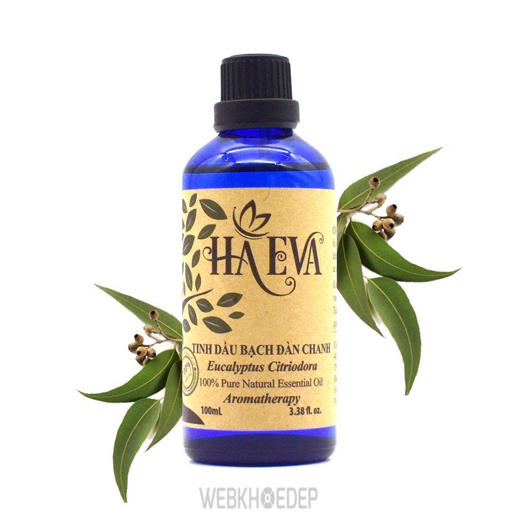 Những tác dụng thần kỳ của tinh dầu bạch đàn đối với sức khỏe