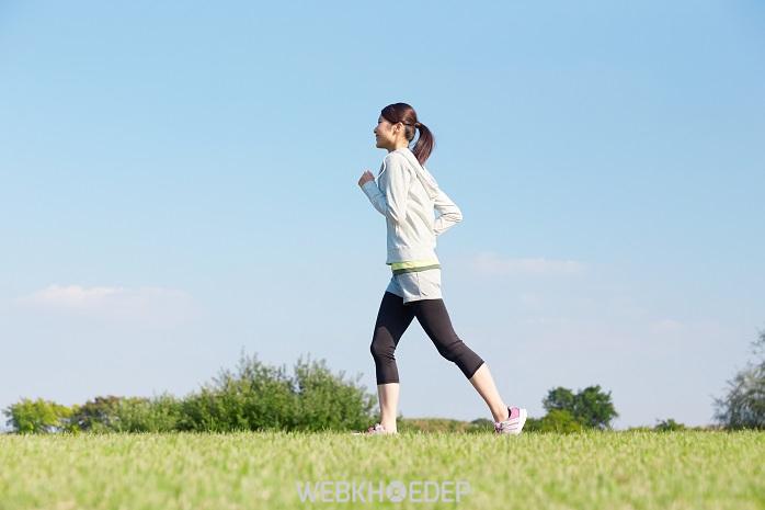 Dành ra 15 phút để chạy bộ giúp cơ thể trở nên linh hoạt, dẻo dai và giảm cân an toàn