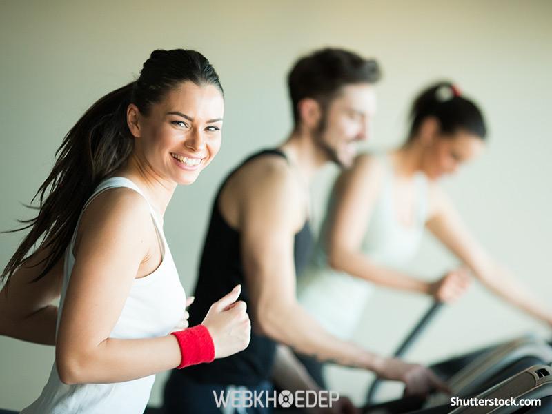 Tập thể dục điều độ cải thiện tâm trạng