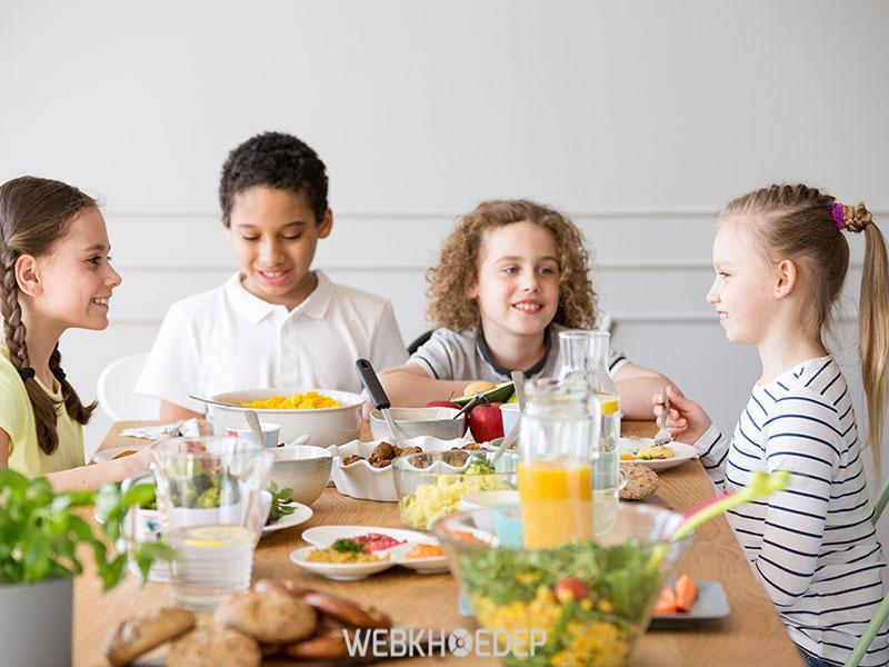 Cải thiện chế độ dinh dưỡng mỗi ngày