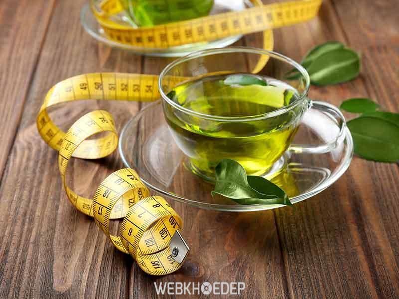 Trà xanh - thức uống quen thuộc tốt cho sức khỏe