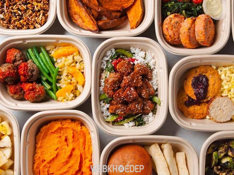Dù ăn kiêng cũng cần nạp đủ chất trong bữa trưa