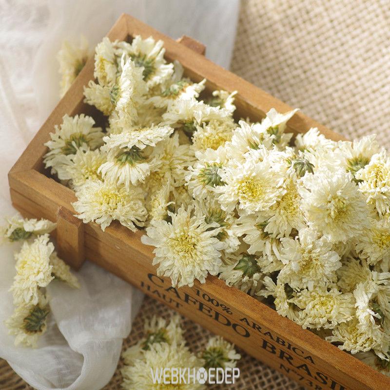 Trà hoa cúc là một loại thảo dược quý giá được nhiều người ưa chuộng