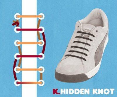 15 cách thắt dây giày mà các tín đồ Sneakers không thể bỏ qua - Hình 11
