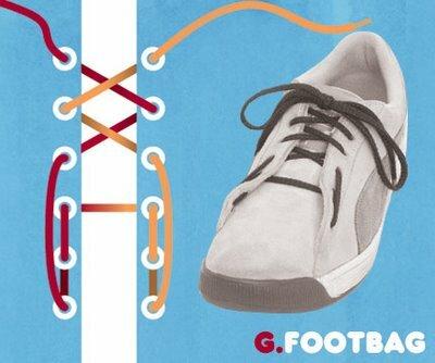 15 cách thắt dây giày mà các tín đồ Sneakers không thể bỏ qua - Hình 7