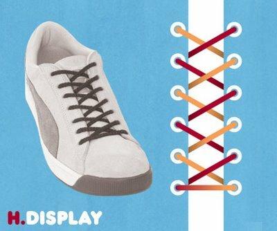 15 cách thắt dây giày mà các tín đồ Sneakers không thể bỏ qua - Hình 8