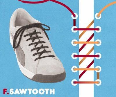 15 cách thắt dây giày mà các tín đồ Sneakers không thể bỏ qua - Hình 6