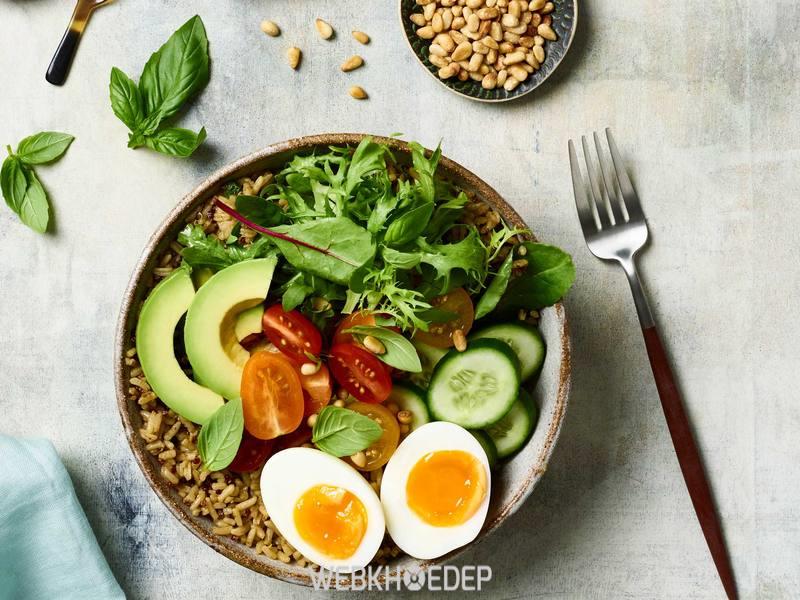 Món trứng luộc dễ làm nhưng đầy dinh dưỡng