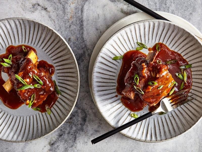 Sườn xào chua ngọt thơm ngon kích thích vị giác vô cùng