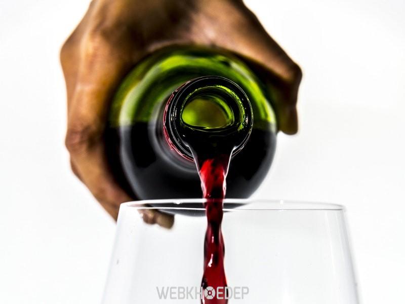 Một lượng rượu vang vừa đủ sẽ có lợi cho sức khỏe