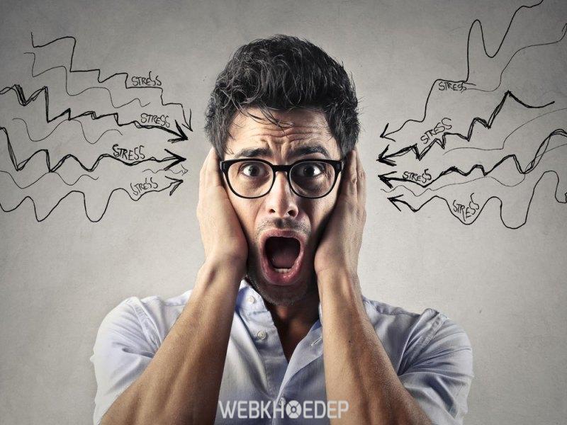Stress do sự thay đổi thói quen sống