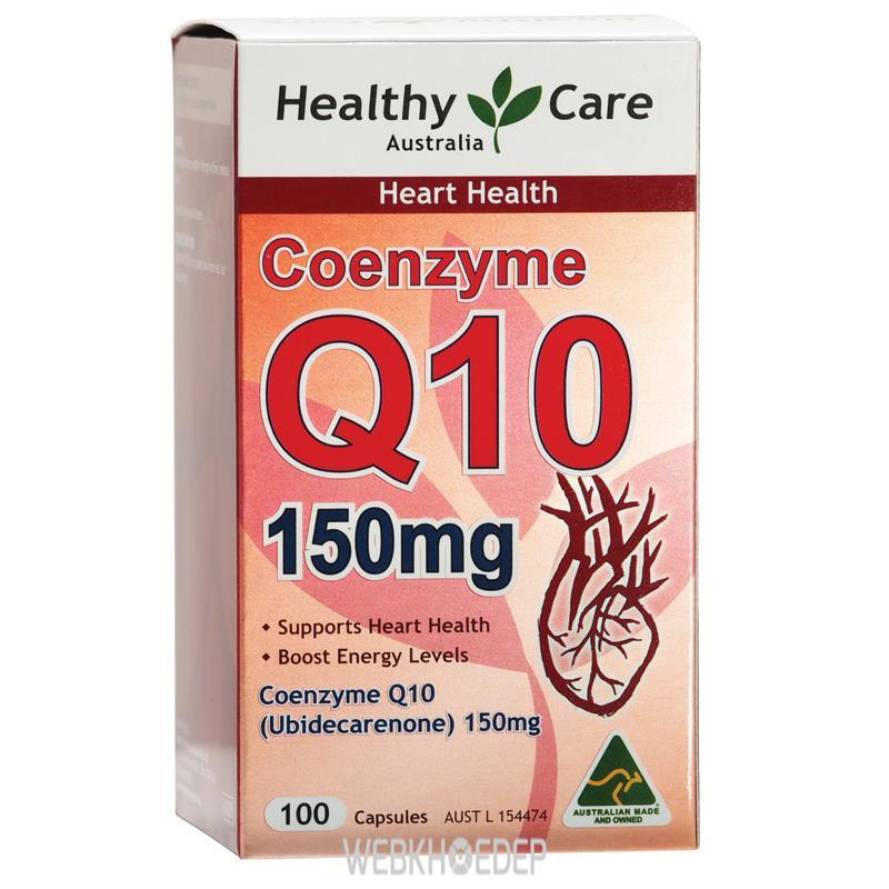 Sản phẩm hỗ trợ tim mạch đến từ Úc được ưa chuộng