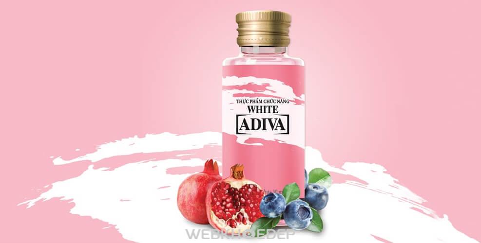 Có thể bảo quản Collagen ADIVA ở ngăn mát tủ lạnh