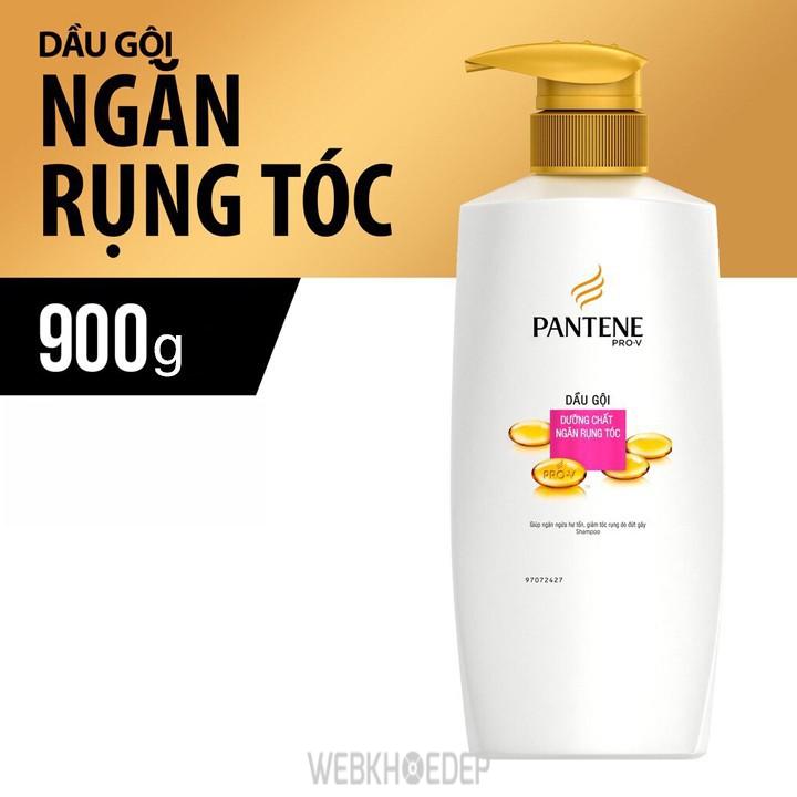 Pantene ngăn rụng tóc tới 90%