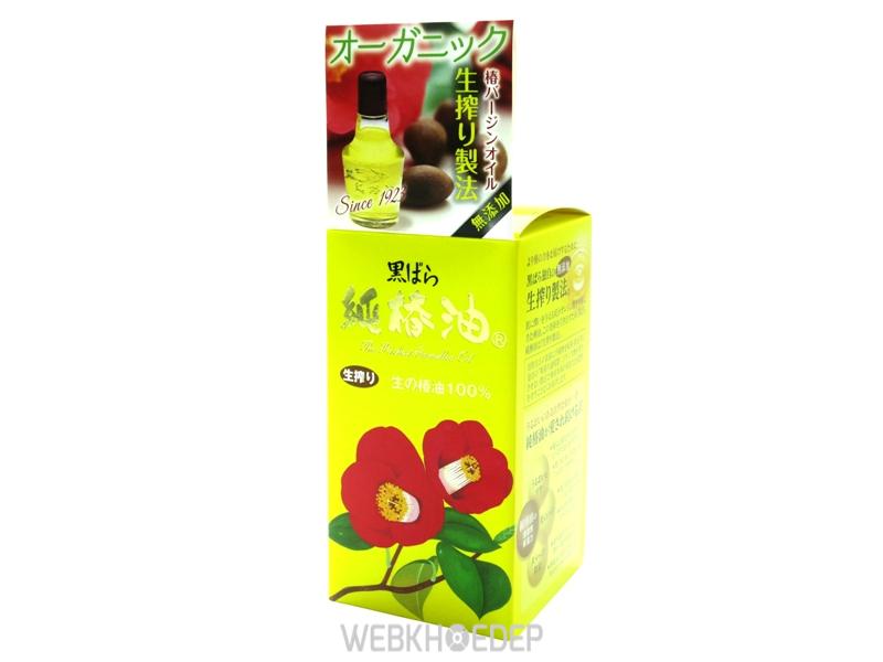 Tinh dầu hoa trà dưỡng tóc Kurobara