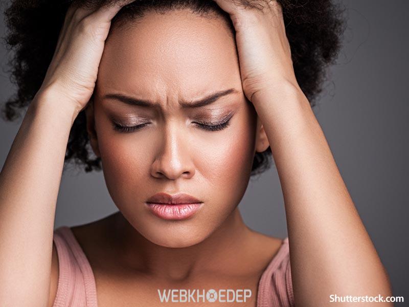 Căng thẳng gây ra vấn đề về tiêu hóa