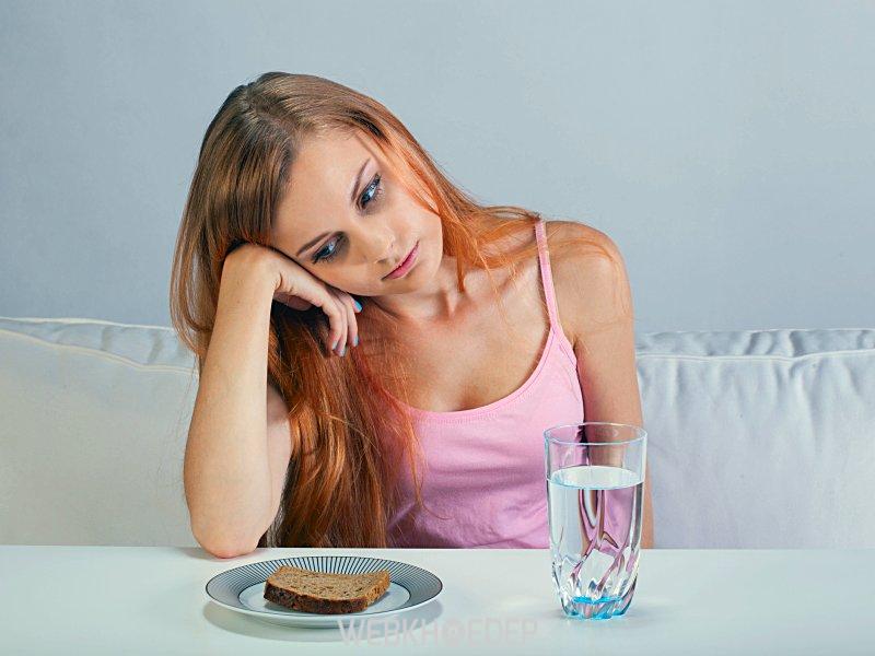 Rối loạn ăn uống khiến phụ nữ lo lắng