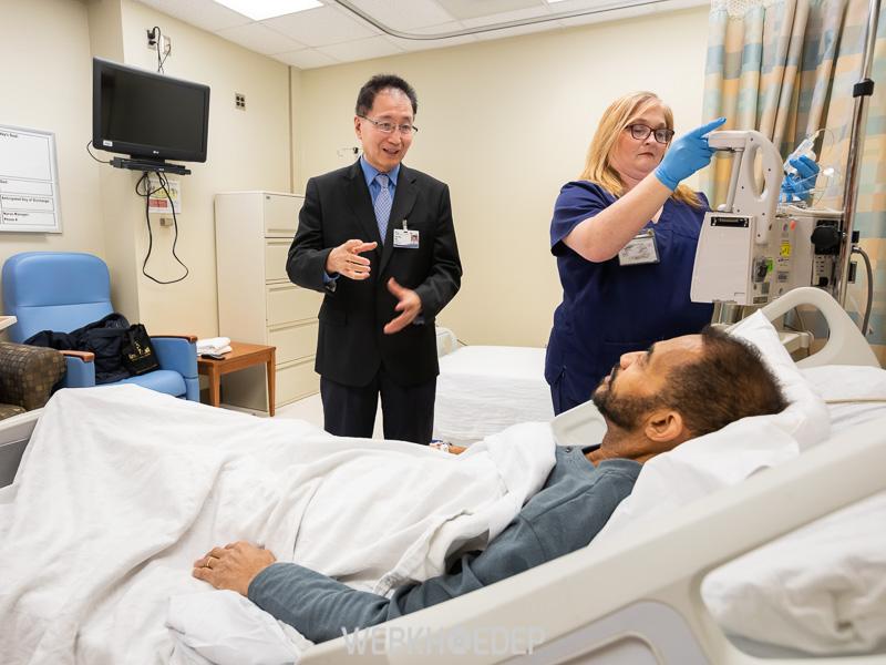 Người bệnh sẽ nhanh chóng suy giảm bệnh khi đến các chuyên khoa có uy tín