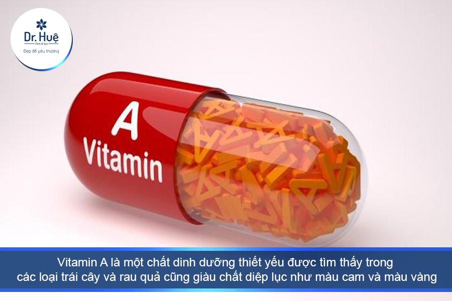 1.Vitamin A là gì
