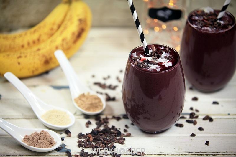 Sinh tố socola giảm cân không lo đói