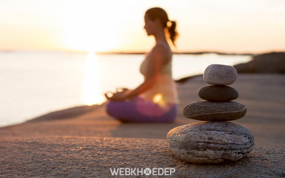 Thiền giúp cảm xúc được thăng bằng