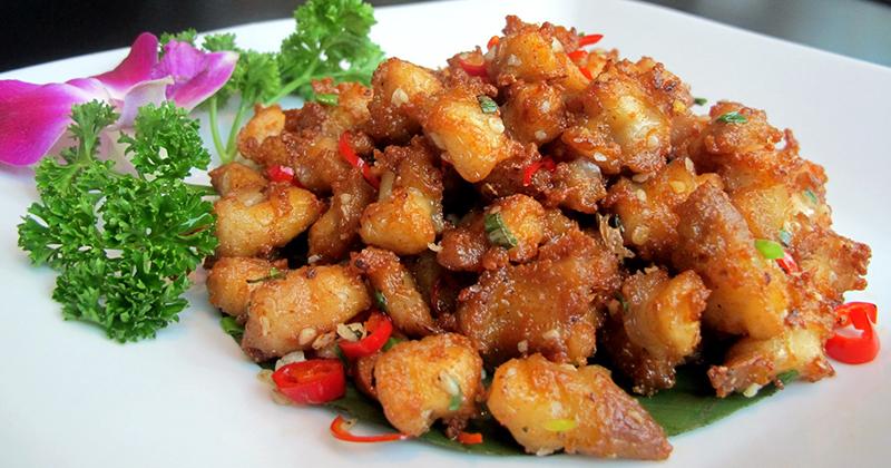 25 món chiên ngon miệng thơm giòn không ngán bổ dưỡng nấu nhanh