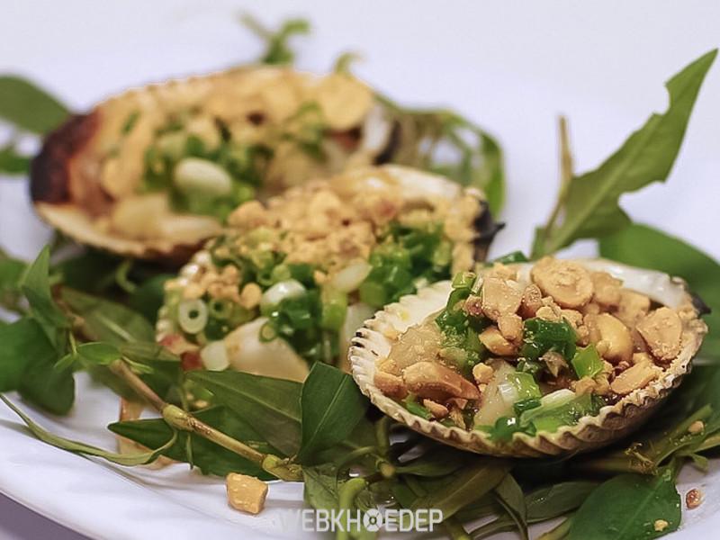 Thưởng thức ngao sò nướng thơm ngon với cách làm đơn giản bằng lò vi sóng