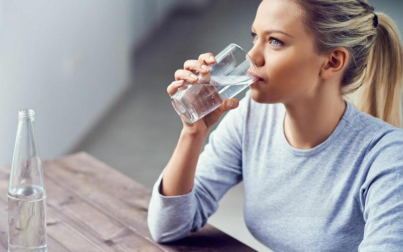 Bổ sung đủ nước