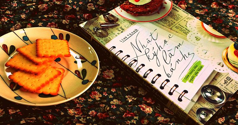 3 cuốn sách tuyệt vời dành tặng những con nghiện bếp bánh