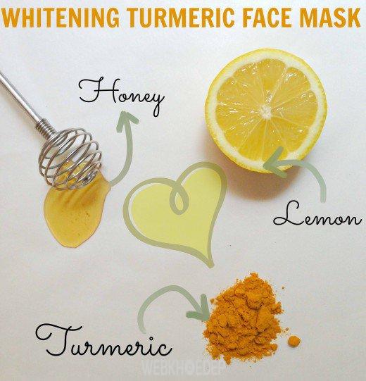 3 loại mặt nạ từ nghệ giúp da trắng sáng rạng rỡ - Hình 3