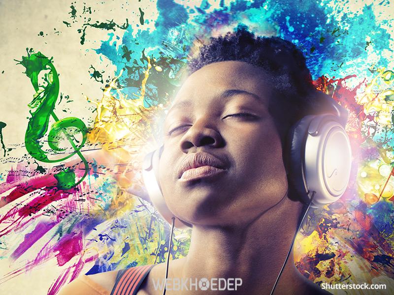 Nghe nhạc là cách thư giãn tinh thần được nhiều người yêu thích