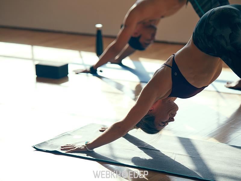 Tập yoga giúp tinh thần, cơ thể được thư giãn nhanh chóng