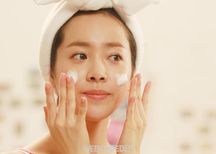 4 cách chăm sóc da mặt chuẩn đẹp như sao Hàn - Hình 2