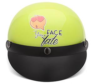 """4 gợi ý mũ bảo hiểm """"so cute"""" cho giới trẻ - Hình 3"""