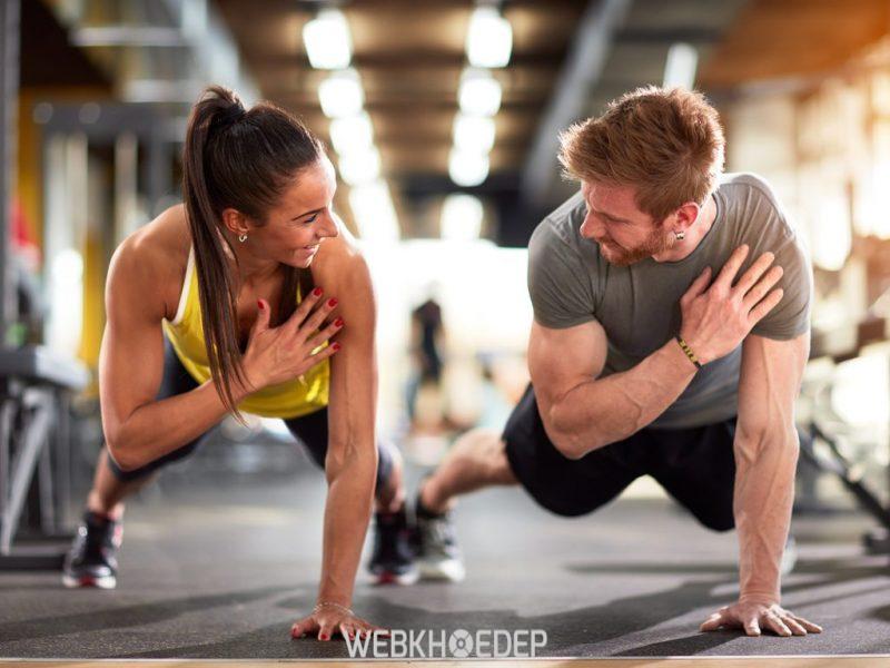 Tập luyện thể dục giúp giải phóng hóc môn endorphin - hóc môn giúp cải thiện sự tập trung (Nguồn ảnh: Internet)