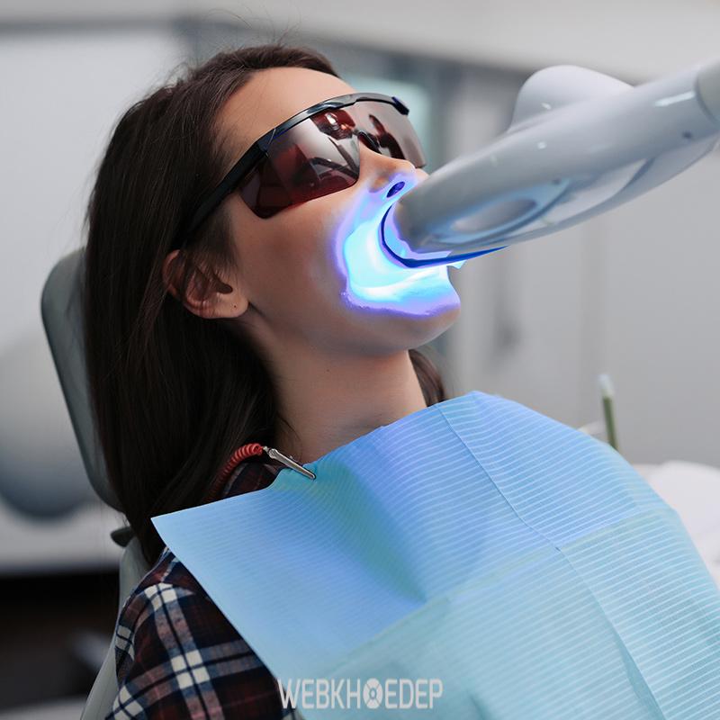 Tẩy trắng răng ở phòng khám vẫn luôn là hiệu quả nhất