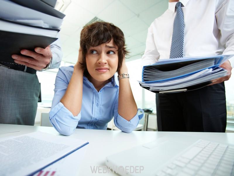 Stress trong công việc