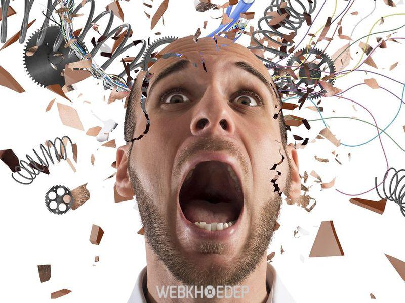 Stress ảnh hưởng nhiều đến cuộc sống hàng ngày