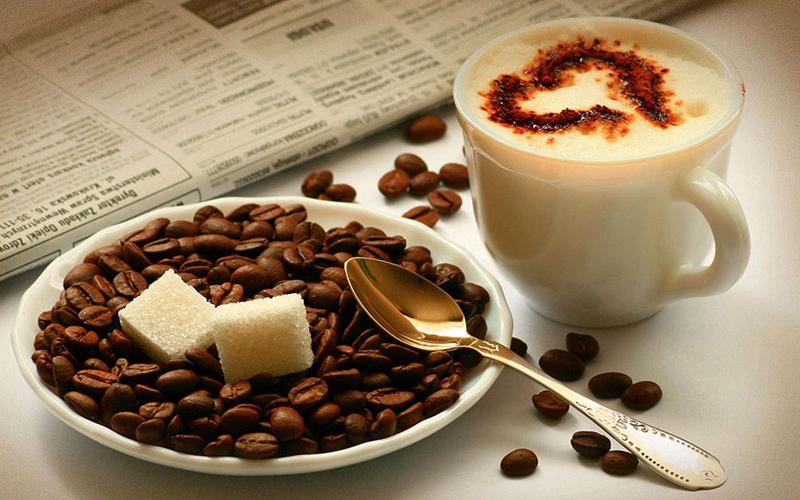 Cắt giảm bớt đường khi pha cà phê