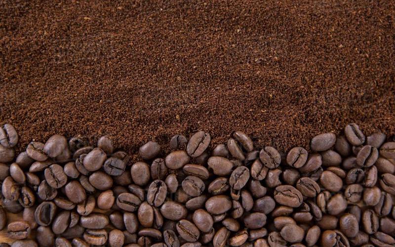 Dùng cà phê rang sơ