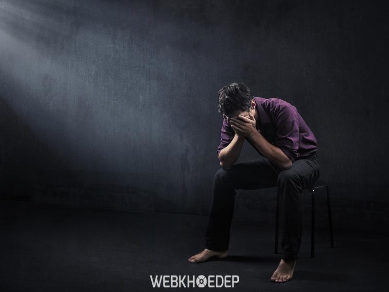 Nam giới cũng có thể mắc bệnh trầm cảm