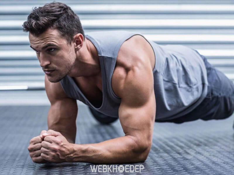Tập thể dục điều độ giảm stress trong cuộc sống