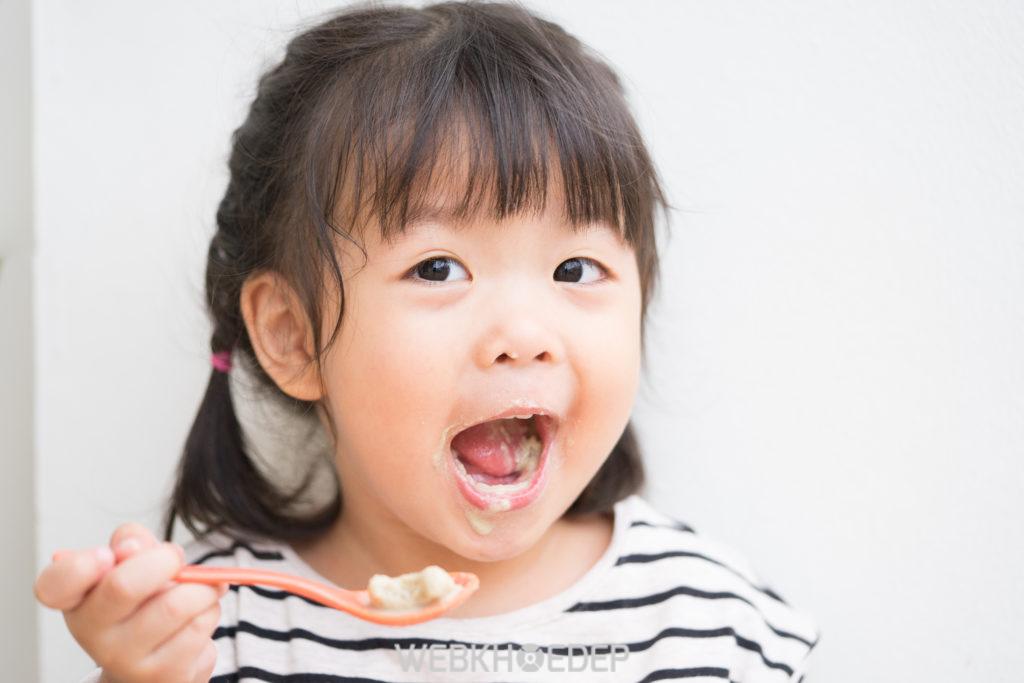 Cách dùng nhung hươu cho trẻ em để tăng cường hấp thu