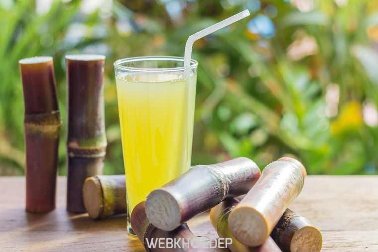 Nước mía nạp năng lượng rất nhanh khi cơ thể mệt mỏi nhờ lượng đường tự nhiên glucose dồi dào