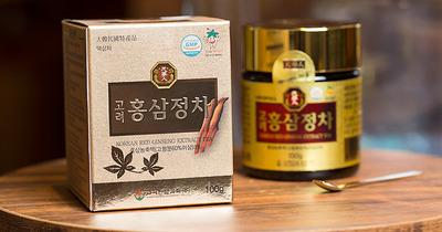 8 tác dụng của cao sâm Hàn Quốc 6 năm tuổi với người già, thanh niên