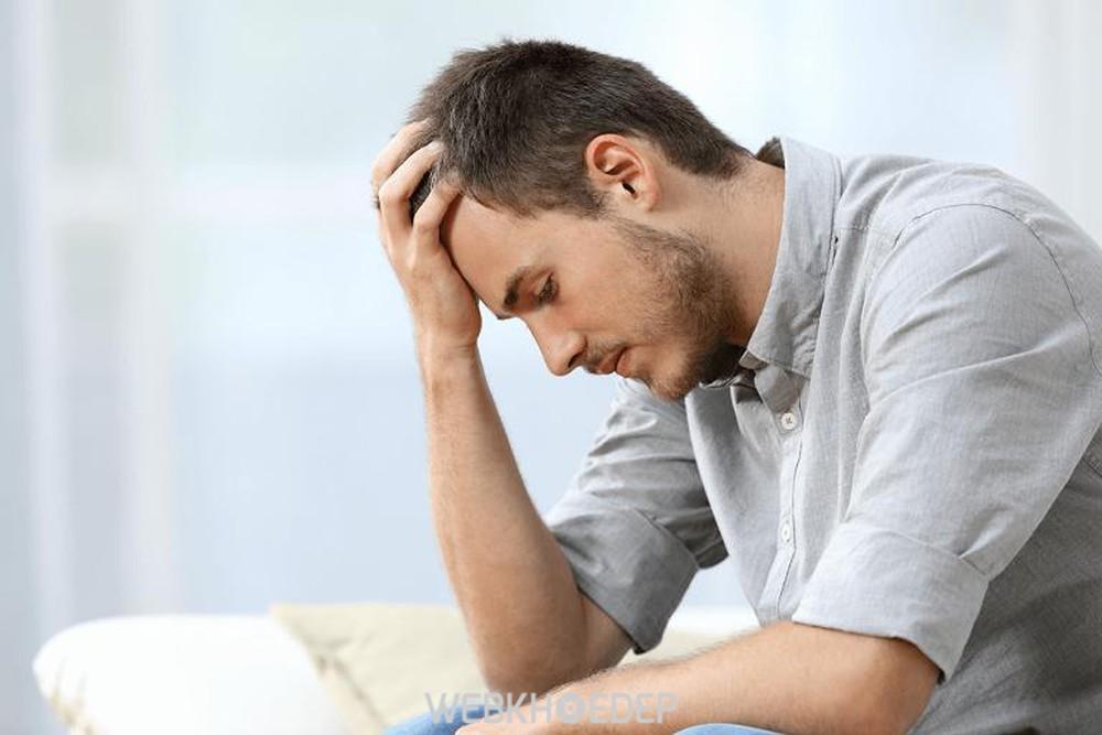 Cánh mày râu nên hạn chế căng thẳng là cách ngăn tình trạng rụng tóc hiệu quả